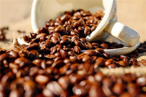 Coffee for easy skin care