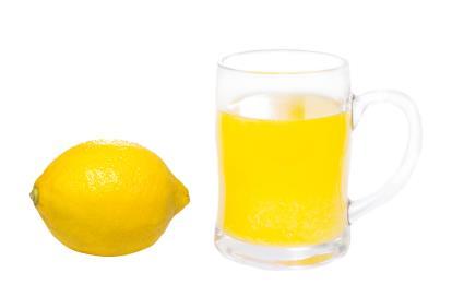 Lemon for stretch marks