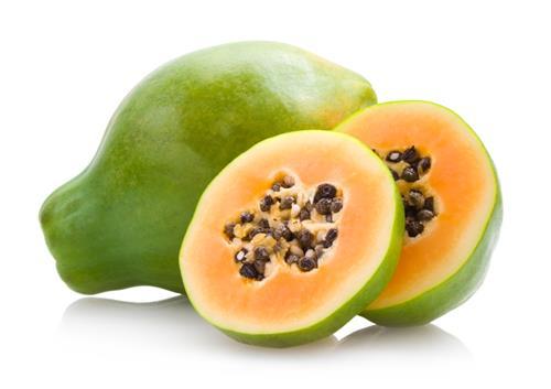 Papaya for unwanted hair