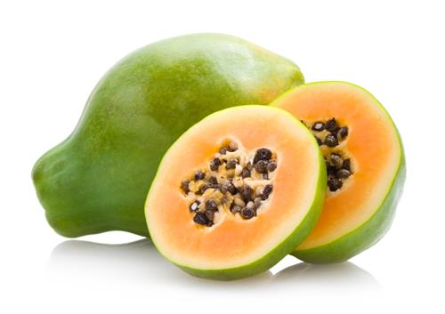 Papaya for dark spots and discoloration