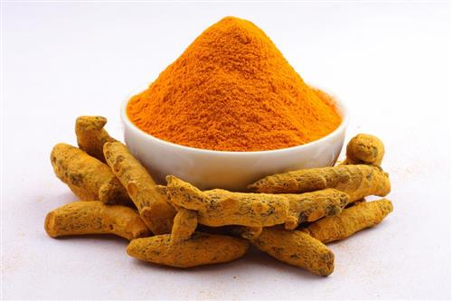 Turmeric for dark circles and puffy eyes
