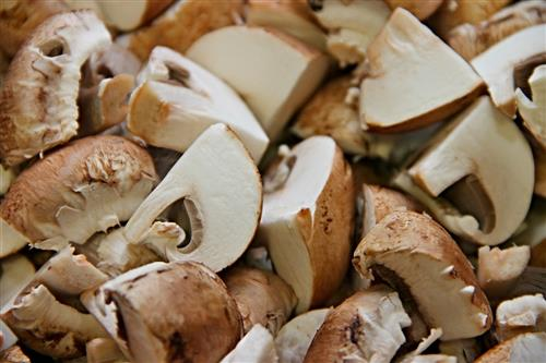 Mushrooms for stunning, youthful skin supplement