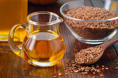Flaxseed for hair fall