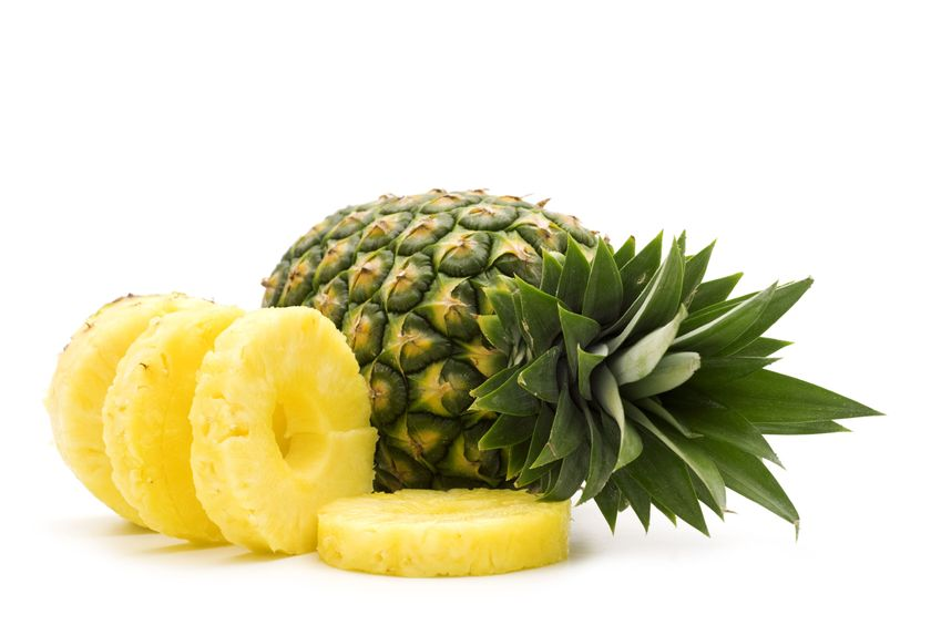 Pineapple for hyperpigmentation