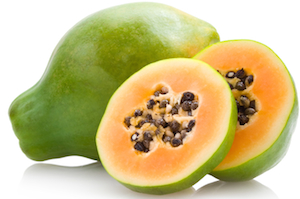 Papaya for pigmentation