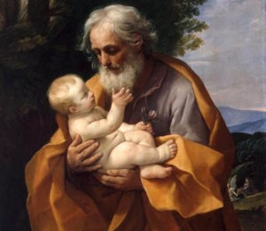 Father's Day used to be celebrated as St. Joseph's Day