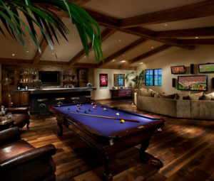 The perfect example of a man cave