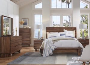 The Santa Barbara Bedroom Collection is great