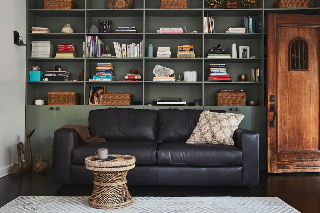 Interior Design Trends 2020_Leather Sofas