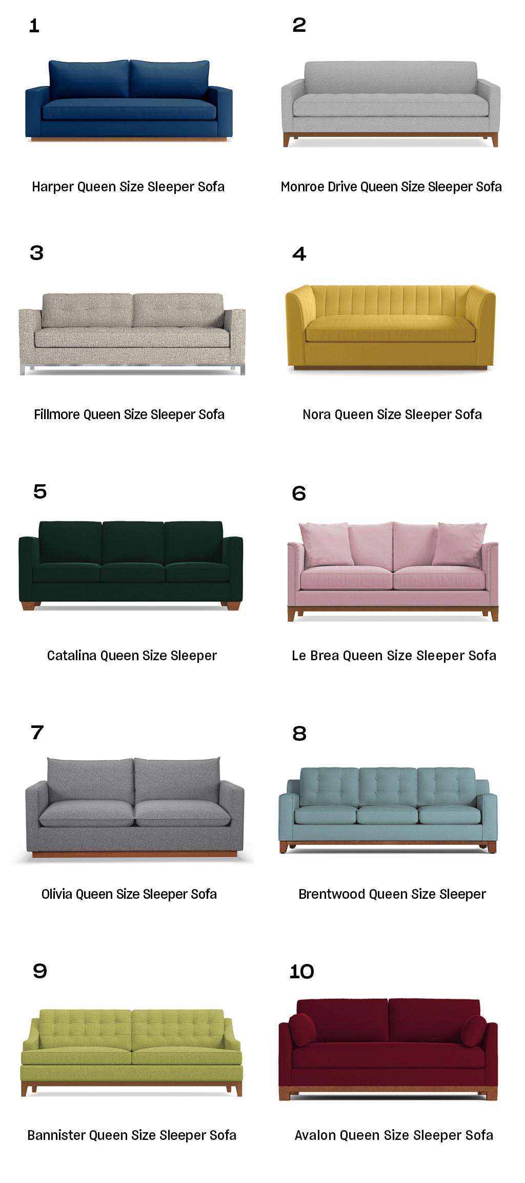 Apt2B Sleeper Sofa Buying Guide