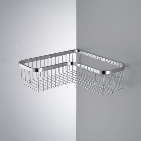 Panier d'angle pour le bain ou la douche
