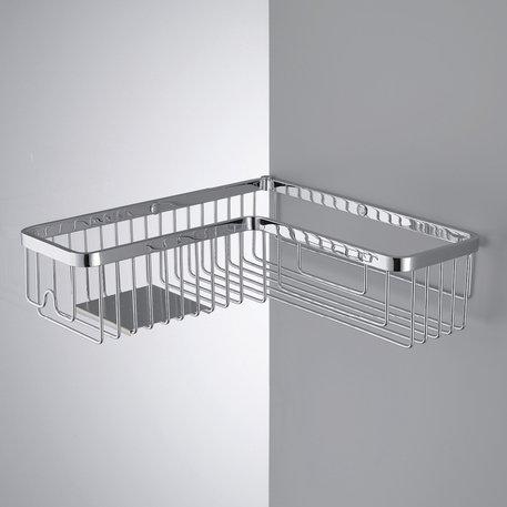 Panier d'angle pour le bain ou la douche 090.B9614.CR