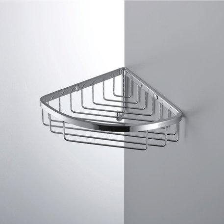 Panier d'angle simple avec crochet