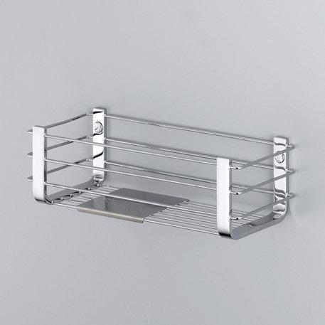 Porte-objets pour douche et baignoire 090.B9632.CR