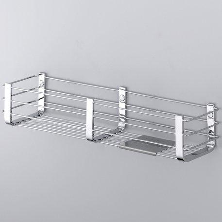 Porte-objets large pour douche et baignoire 090.B9633.CR