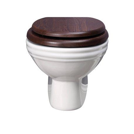 WC suspendu Balasani en style rétro
