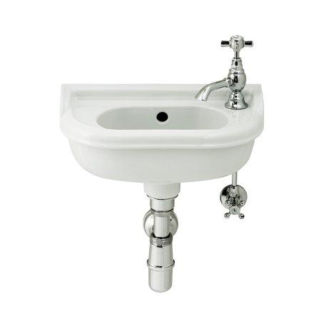 Lave-mains rétro Balasani pour la toilette ou la chambre d'hôtes