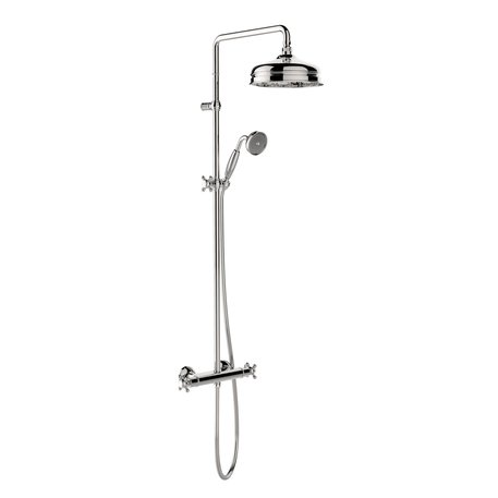 Elegant simple retro shower column