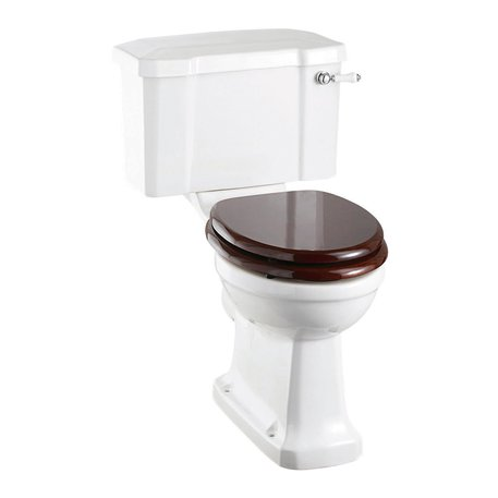 Super retro toilet for the country style bathroom