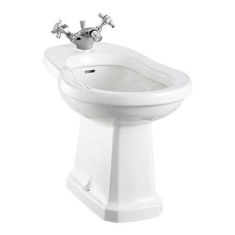Edwardian classic bidet for the bathroom or closet