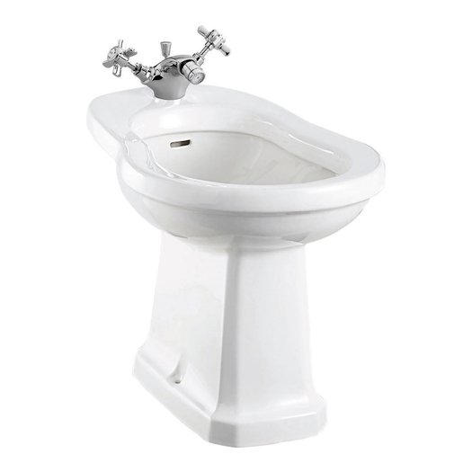 Edwardian classic bidet for the bathroom or closet