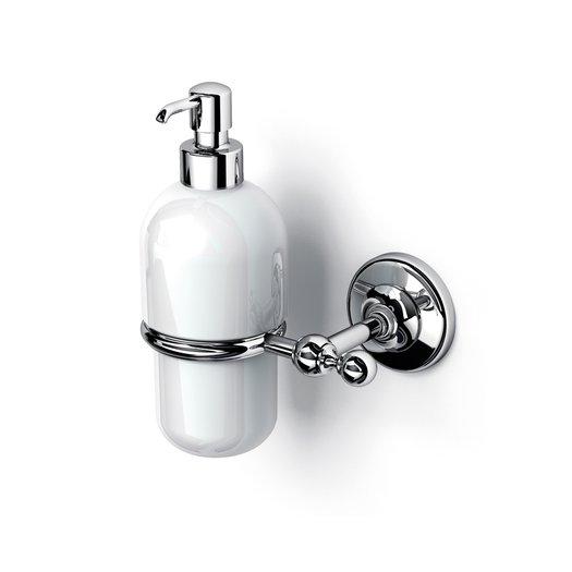 Cartagena liquid soap dispenser for the classic bathroom