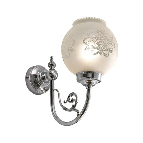 Lia wall lamp in classic style