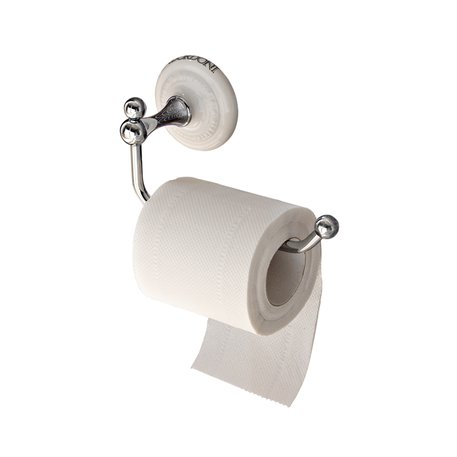 Retro toilet roll holder