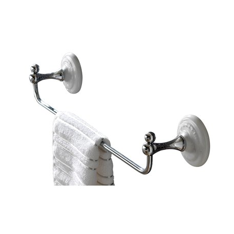Calla retro towel holder of 40 cm