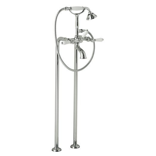 Cottage bath tap 950.1401.78 with standpipe kit 950.5574