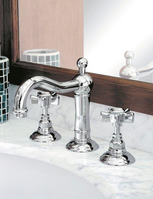 Vintage washbasin mixer 950.1409.18.CR