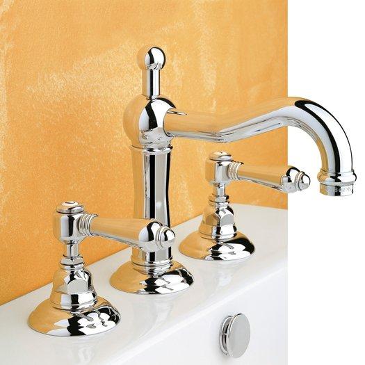 Stylish 3 hole basin mixer