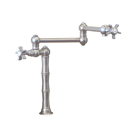 Retro kitchen faucet 950.1452.xx.xx with movable arms