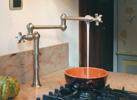 Retro folding kitchen tap 950.1452.xx.xx 02