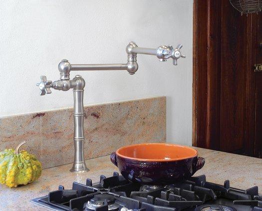 Retro folding kitchen tap 950.1452.xx.xx 01