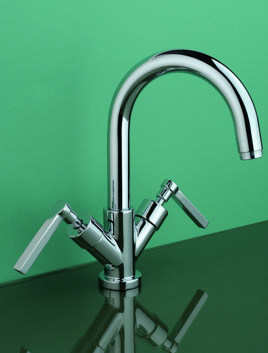 M.CROCE two-handle mixer for lavabo 950.2236.29.xx