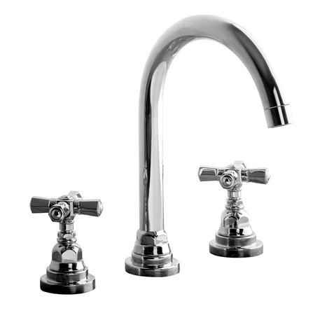 Three hole basin mixer tap 950.2308.xx.xx