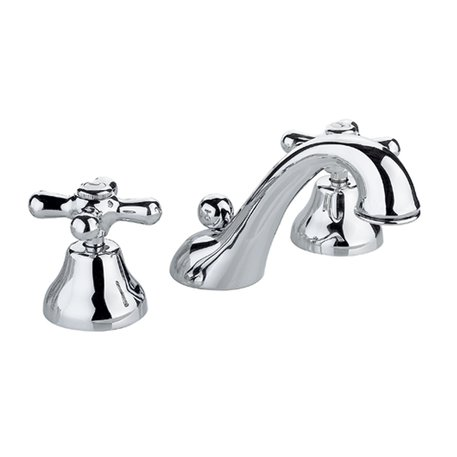 Nuova Brenta 3 hole basin mixer for the classical bathroom