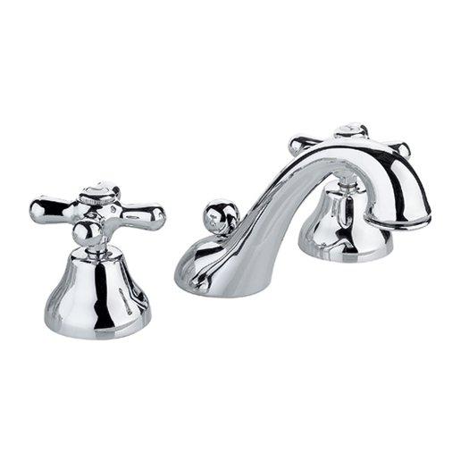 Nuova Brenta 3 hole basin mixer for the classical bathroom