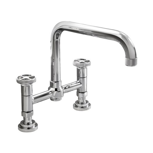 950.3358.44.xx contemporary kitchen mixer in industrial style