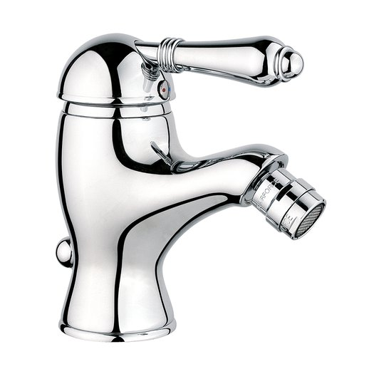 Traditional single lever bidet mixer 950.3403