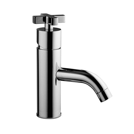 Nice modern tap with cross handle 950.3702.27x