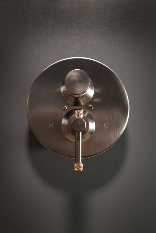 Trendy Khady built-in thermostatic shower tap