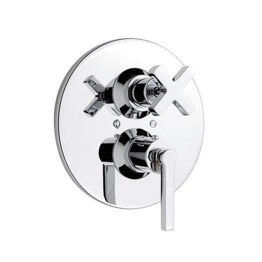 """M.Croce thermostatic built-in shower mixer 3/4"""" 950.4909.27.xx"""