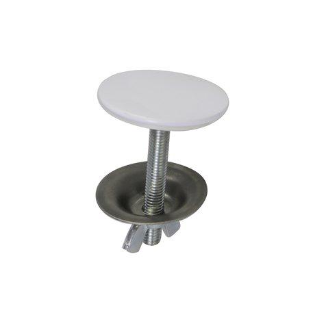 Hole hiding plate for washbasin, blind plate, 950.5575.01