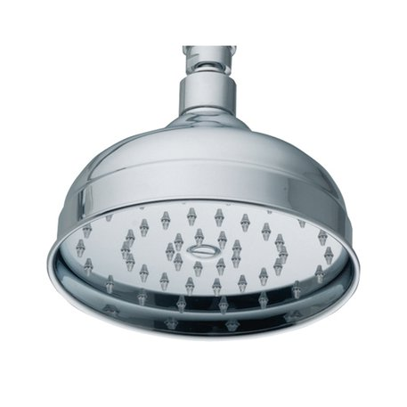 Retro shower head dia.15 cm