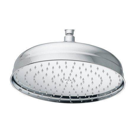 Large classic head shower of 30 cm