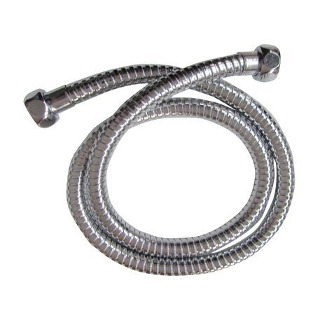 Nostalgic shower hose of 100 cm