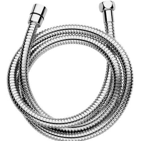 Retro shower hose of 150 cm in more than 20 finishes