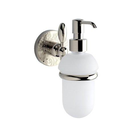 Exclusive wall dispenser for liquid soap